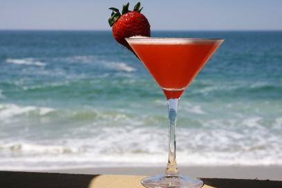 Beach Martini