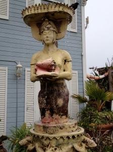 coast statue