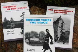 Murder Mystery Novels