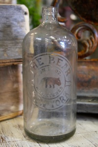 Antique Seltzer Bottle