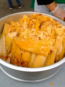 tamales**