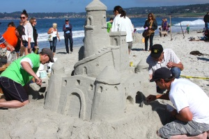 Building the Winning Sandcastle