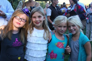 four girls**