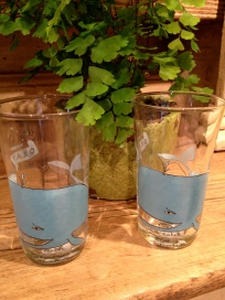 Whale Glasses at Anthropologie