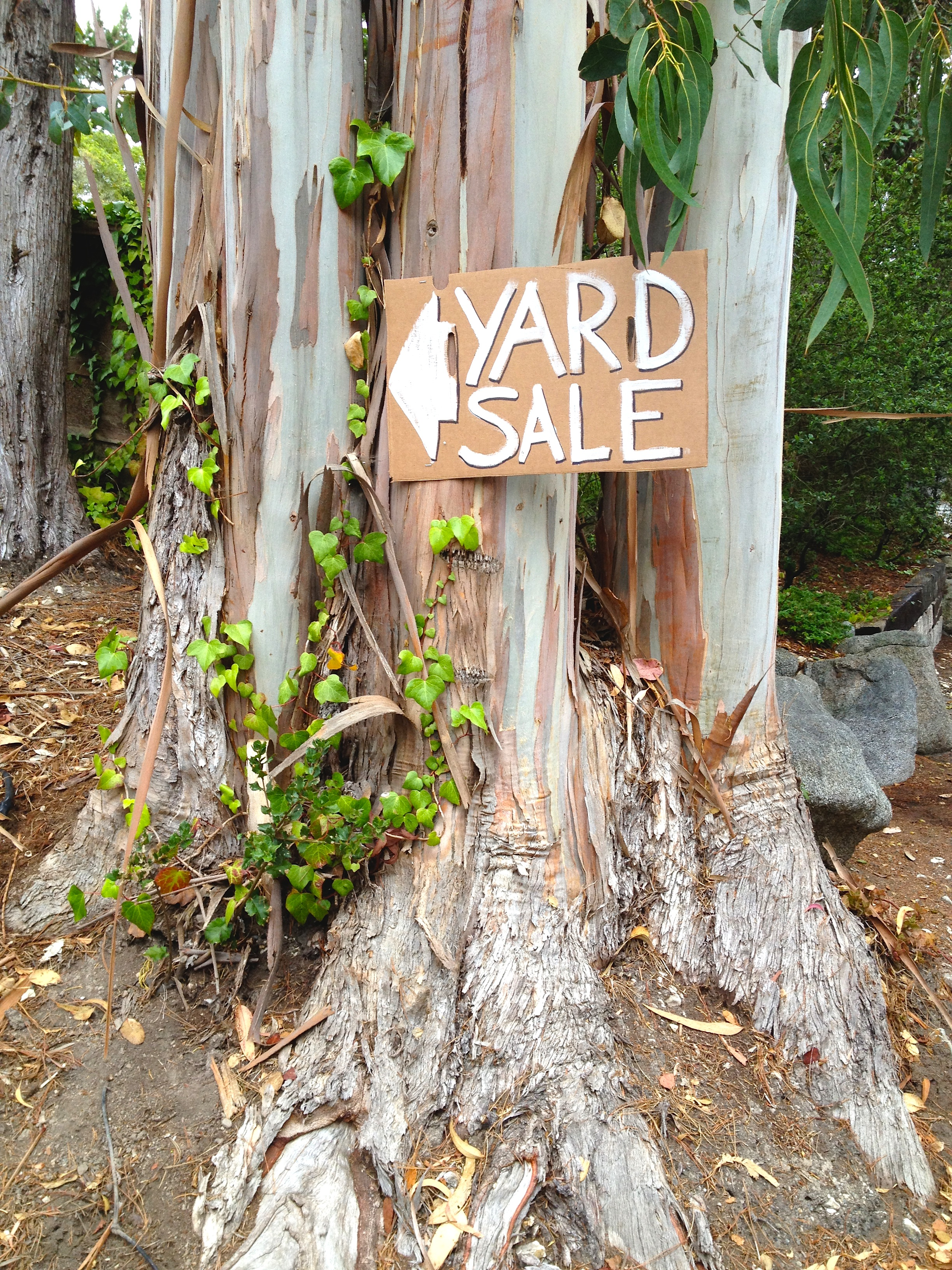 Yard Sales | coastal