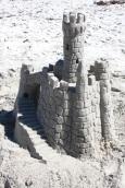 Castle with moat & bridge