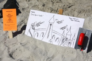 Rapunzel's Tower Sketch