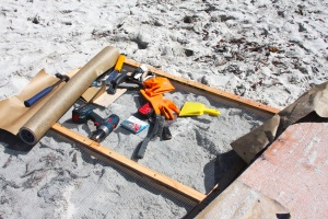 tools for building sandcastles