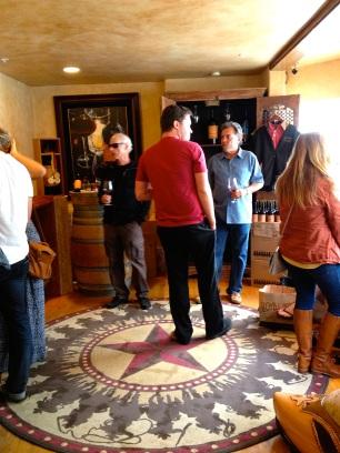 Galante Tasting Room in Carmel