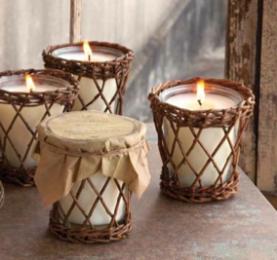 coastal/candles