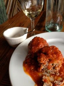 Tuesday's Meatballs
