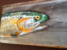 trout art
