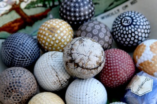 Antique Golf Balls