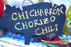 Chicharron sign