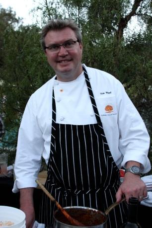 Chef Tim Wood