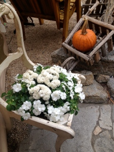 Flower Seat Chair