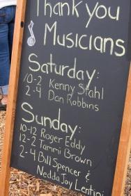 musicians sign