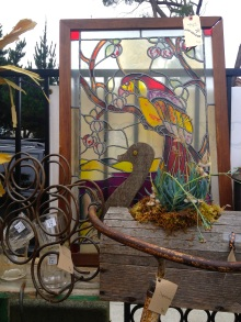 coastal/stained glass