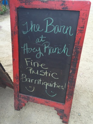 Hoey Sign