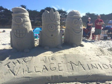 Sand Minions